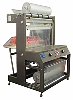 Manually Operated Shrink Packaging Bundler