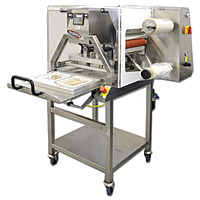 Manual Food Tray Sealers/Modified Atmosphere Packaging