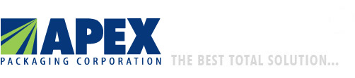 Apex Packaging Corporation | The Best Total Solution