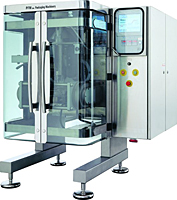 Vertical Form, Fill and Seal Bagging Machines (COMET)