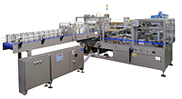 Corrugated Tray and Case Packaging Equipment - (DPM-2000/Tray , DPM-2000/Case)