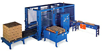 Low Infeed Palletizer