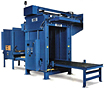 High Infeed Palletizer